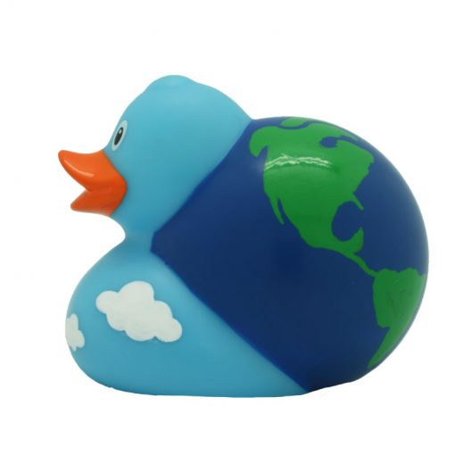traveler rubber duck - Amsterdam Ducks Store
