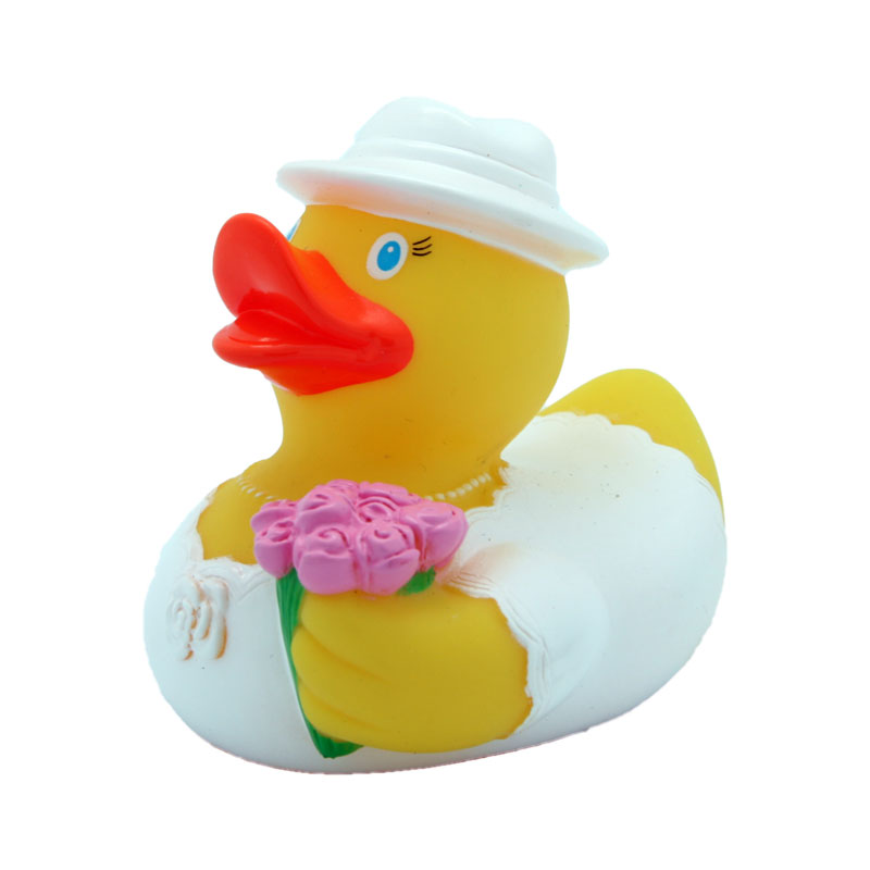 bride rubber duck