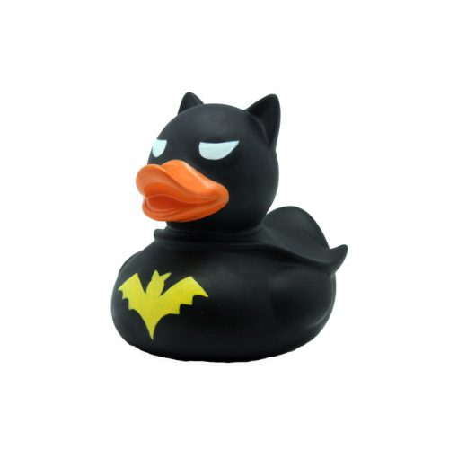 dark rubber duck