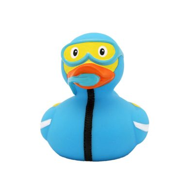 diver rubber duck