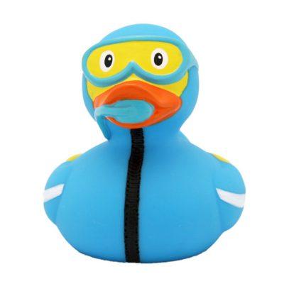 diver rubber duck