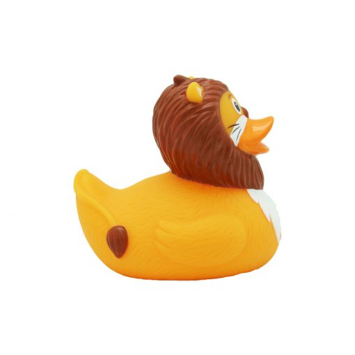 lion rubber duck