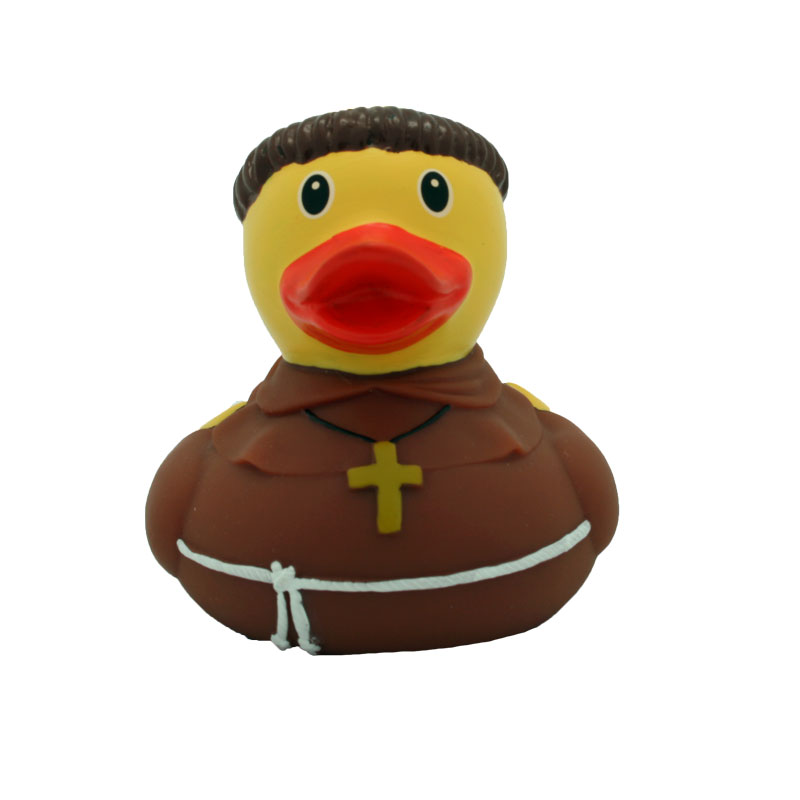 Monk Rubber Duck | Buy premium rubber ducks worldwide