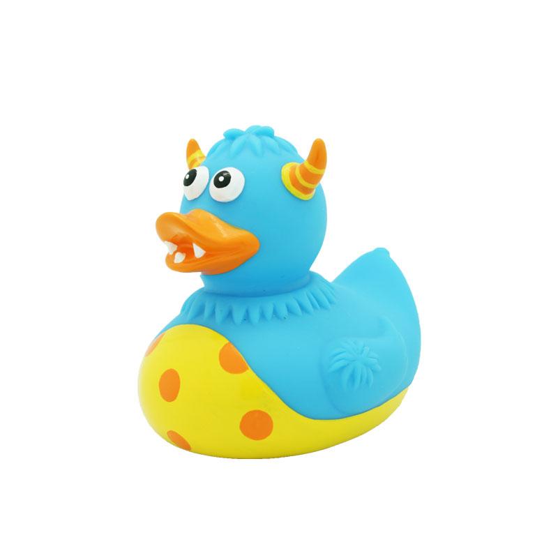 Blue rubber duck - photo#19