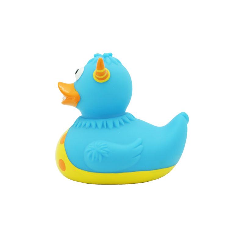 Blue rubber duck - photo#12