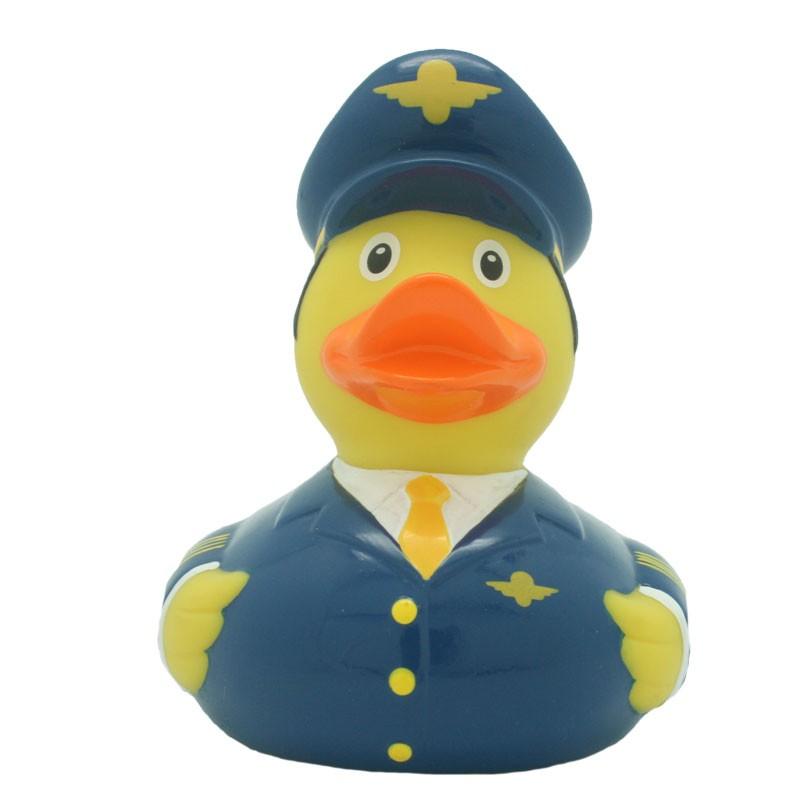pilot rubber duck Amsterdam Duck Store