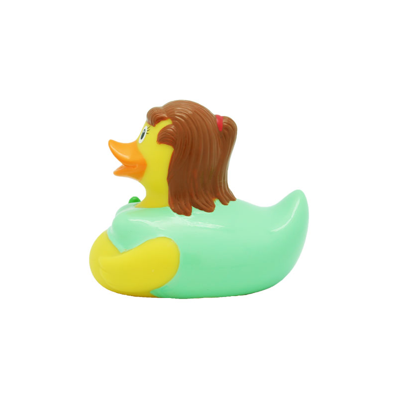 pregnant rubber duck