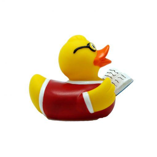reader rubber duck