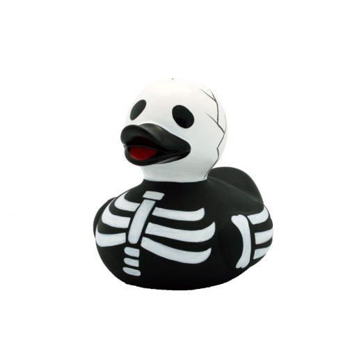 skeleton rubber duck