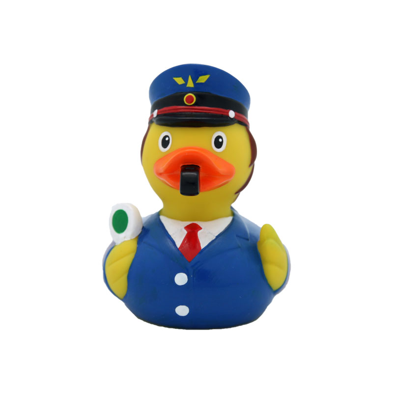 Conductor rubber duck