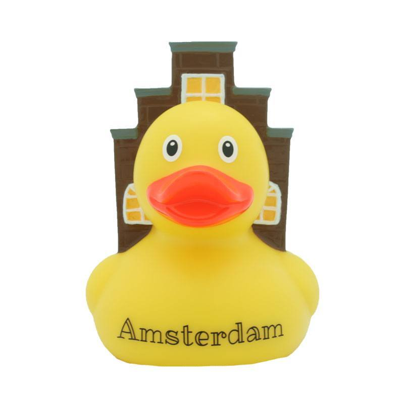 amsterdam rubber duck