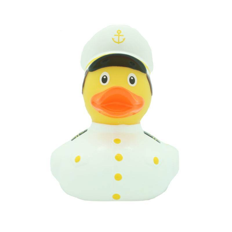 captain rubber duck