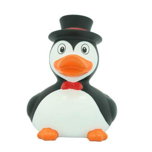 penguin rubber duck