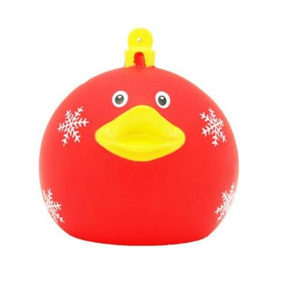 Christmas Ball rubber duck