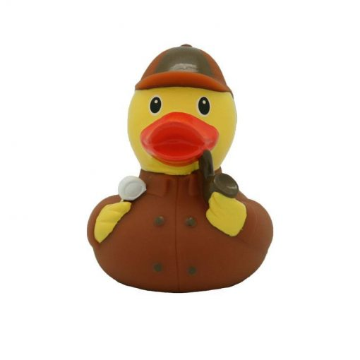 detectiv rubber duck