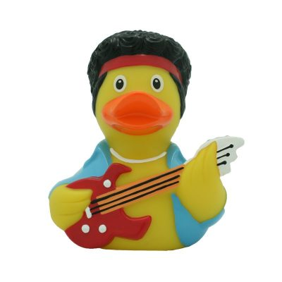 guitar rubber duck Amsterdam Duck Store