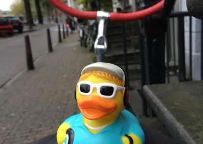 DJ Rubber Duck Dance ADE