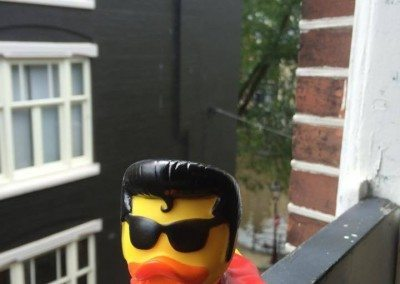 Superman Rubber Duck
