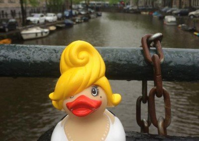 Diva Rubber Duck