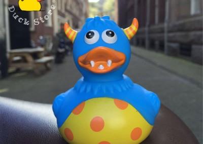 Peek a booh I see you! @ Driekoningenstraat Amsterdam