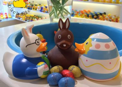 Happy Easter from all of us! @ Amsterdam Duck Store
