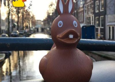 Hopping and shopping for Easter in Amsterdam...
