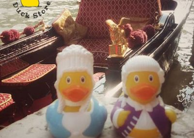 Meet the ducks in Venice Duck Store! Campo de Le Beccarie, San Polo 360/B