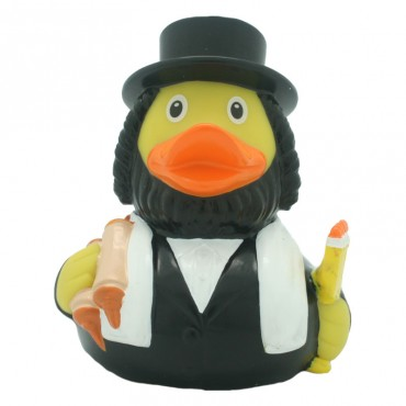 rabbi rubber duck Amsterdam Ducks Store