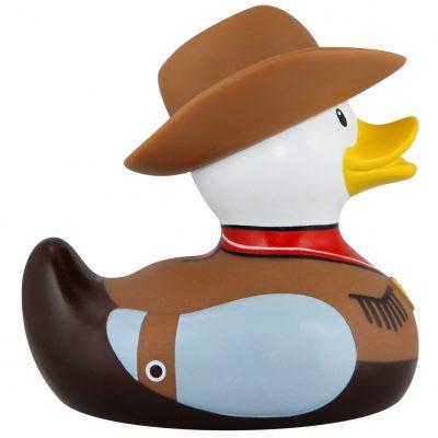Cowboy Rubber Duck Amsterdam Duck Store