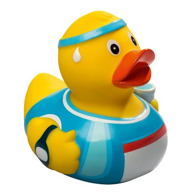 Marathon runner rubber duck Amsterdam Duck Store