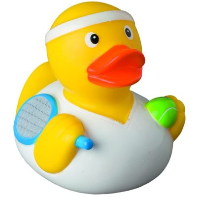 Tennis Rubber Duck Amsterdam Duck Store