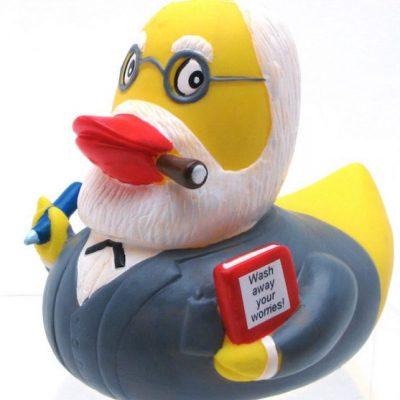 Freud Rubber Duck Amsterdam Duck Store