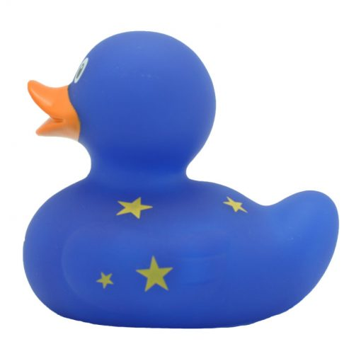 Moon and Stars rubber duck