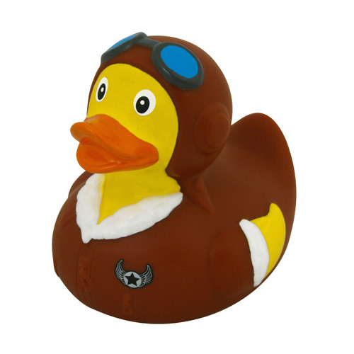 Pilot Rick Rubber Duck Rubber Duck | Buy premium rubber ducks online ...
