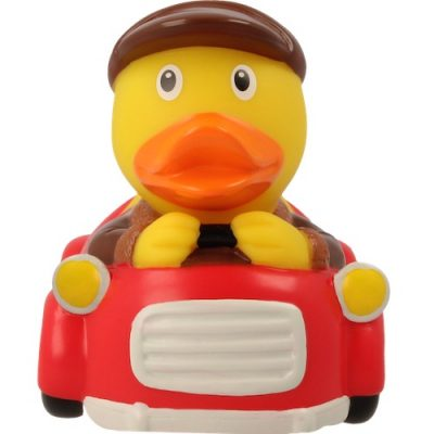 Driver Rubber duck Amsterdam Duck Store