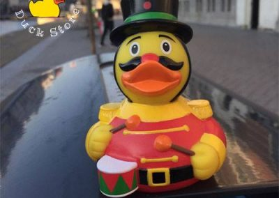 Nutcracker rubber duck Rokin Amsterdam Duck Store