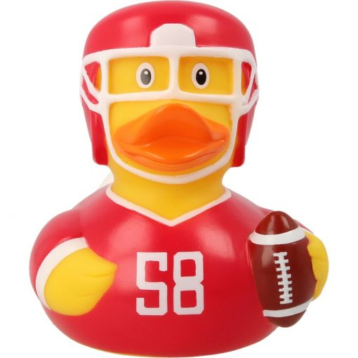 Football Player Rubber Duck Amsterdam Duck Store