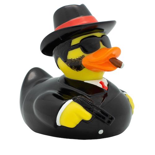 Al Capo Rubber Rubber Duck