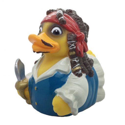 Captain Quack Rubber Duck