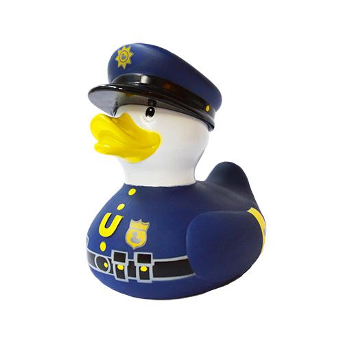 American Cop Rubber Duck